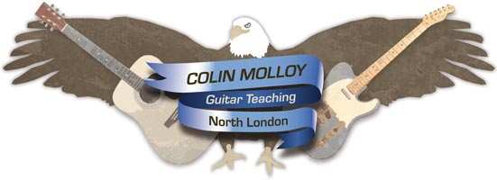 London Guitar Teaching | Learn via Skype Logo